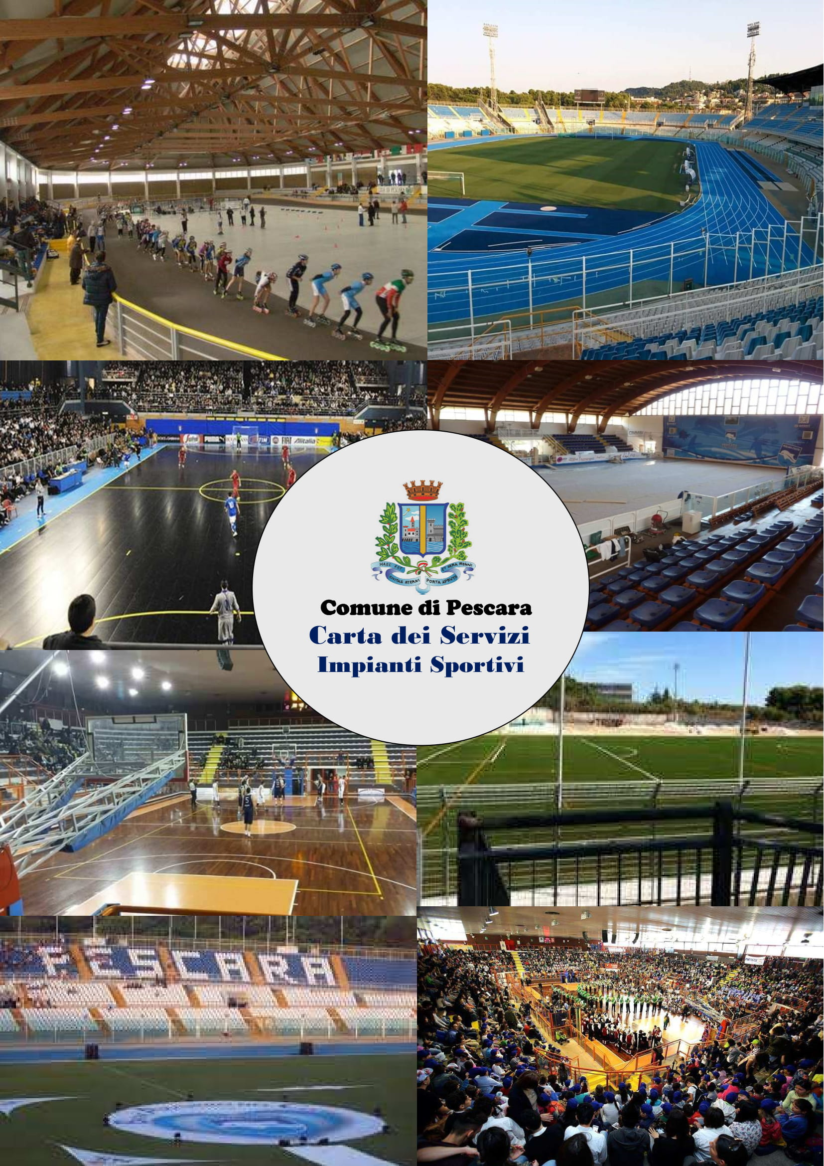 Carta dei Servizi del Servizio Impianti Sportivi